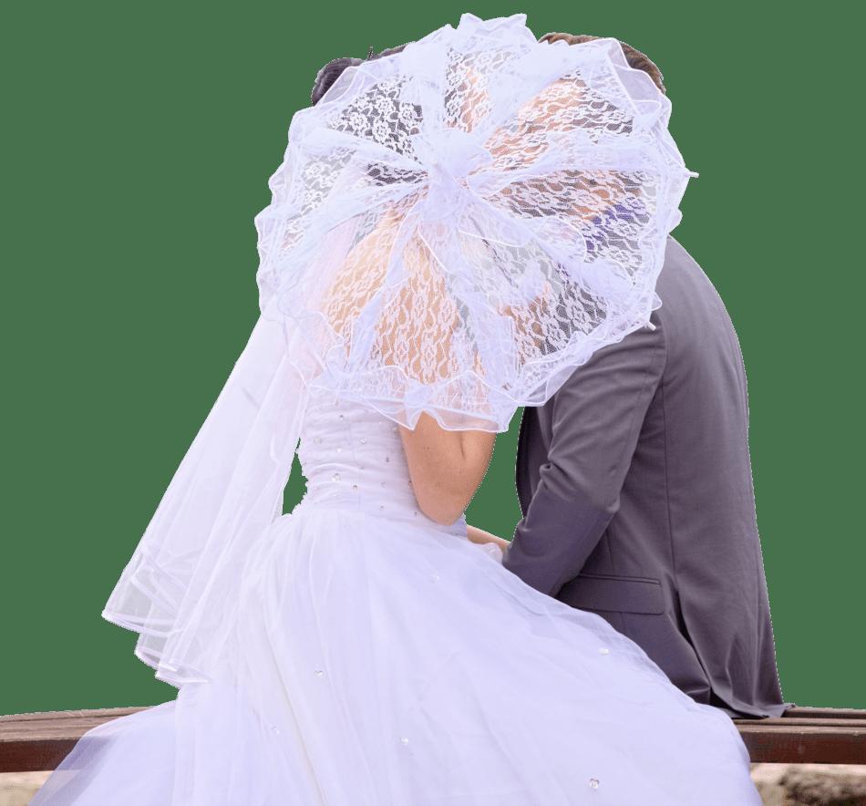 Couple réuni apres un rituel