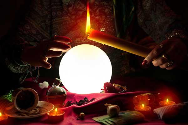 La magie- Les travaux occultes