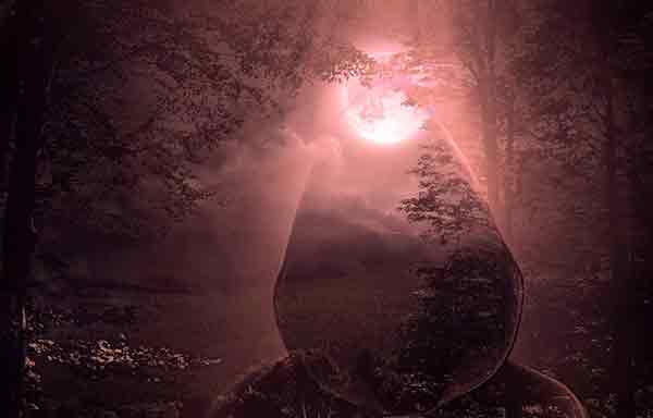 la pleine lune et ses mystères