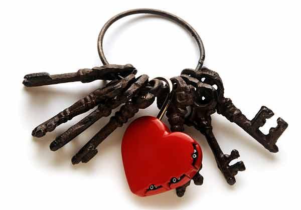 les clefs du bonheur