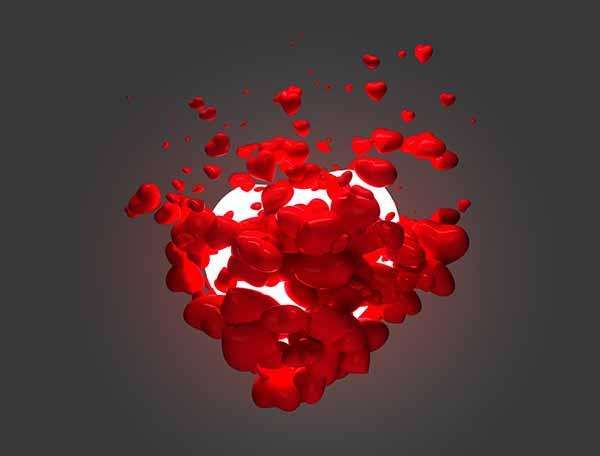 les sorts d'amour en magie rouge