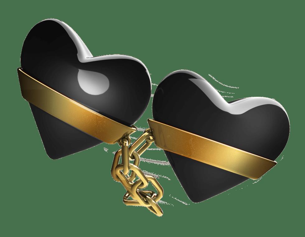 coeur magie noire