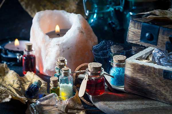 Rituels de magie, sorcellerie et voyance